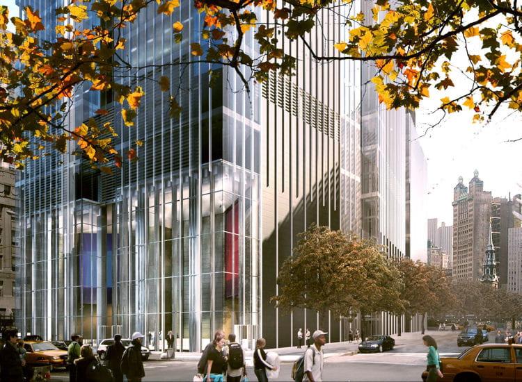 Tour 2 : horizon 2020 : New York : le nouveau visage du World Trade ...