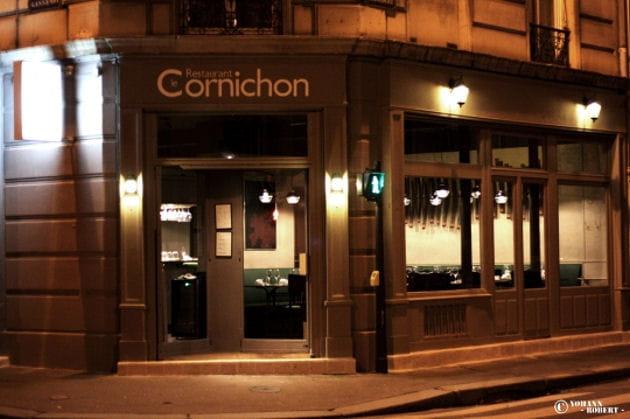 Le cornichon dans le 14e arrondissement de paris les for Meilleur bistrot paris