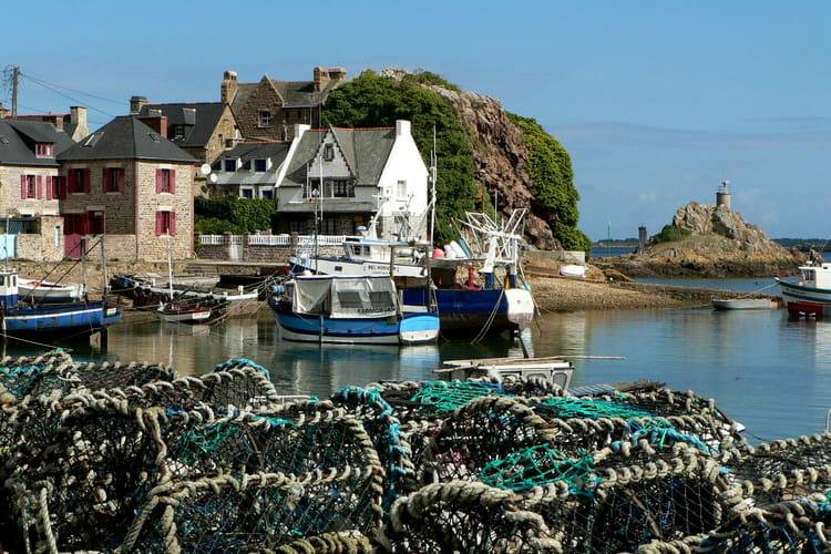 Loguivy de la mer c tes d 39 armor les plus beaux villages de bretagne linternaute - Port de peche cote d armor ...