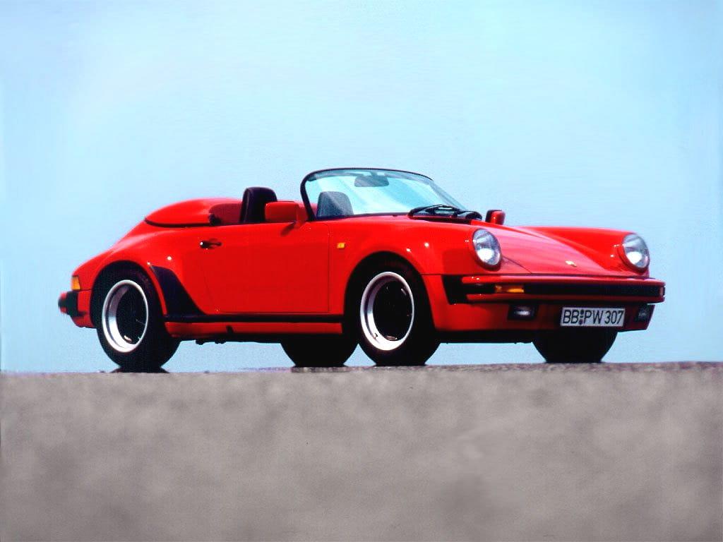 porsche 911 speedster les cabriolets les plus marquants de l 39 histoire automobile linternaute. Black Bedroom Furniture Sets. Home Design Ideas