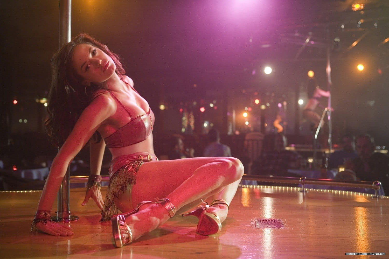 Rose mcgowan stripper possible