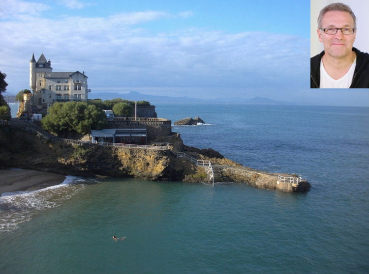 Laurent ruquier biarritz o les stars de la t l partent elles en vacances linternaute - Ou habite laurent ruquier ...