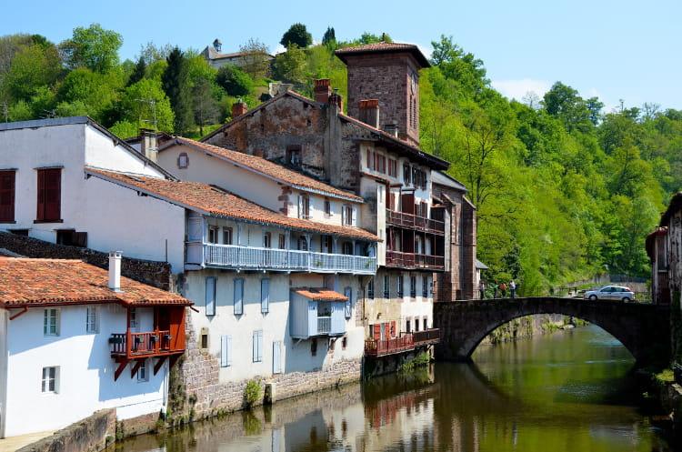 Saint jean pied de port 30 lieux voir dans le pays - Lycee de navarre st jean pied de port ...