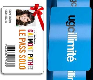 Le comparatif des cartes illimit es linternaute - Carte fidelite gaumont ...