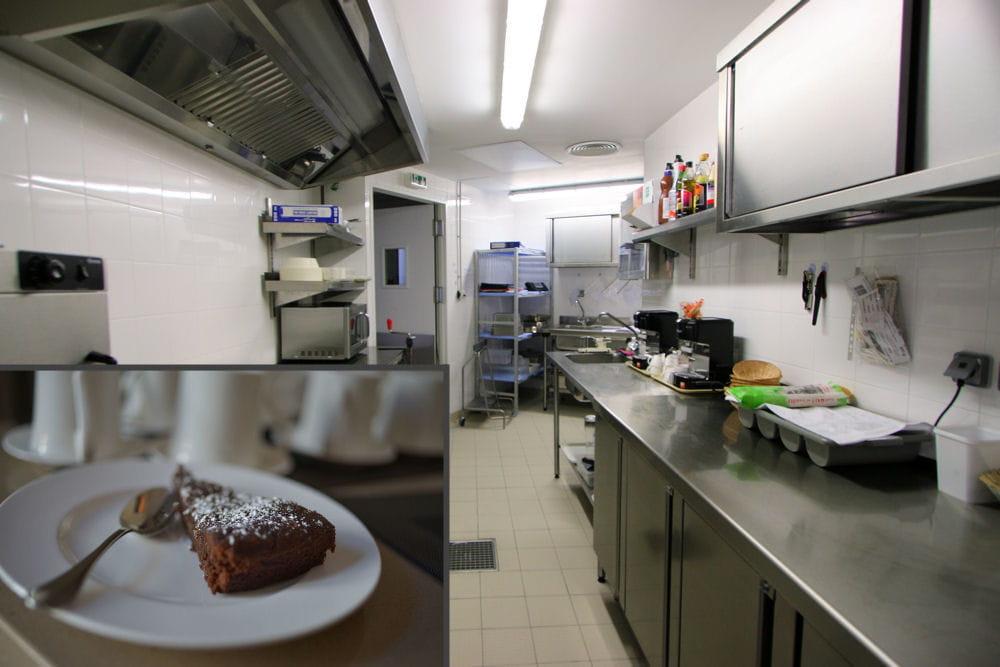 Une cuisine quip e pour la restauration collective dans - Salon de la restauration collective ...
