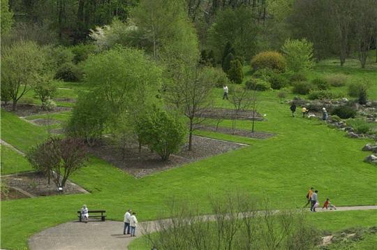Le jardin botanique du montet nancy linternaute for Jardin botanique nancy