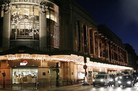 Les tr sors de rivoli illuminations de no l paris linternaute - Salon de the rue de rivoli ...