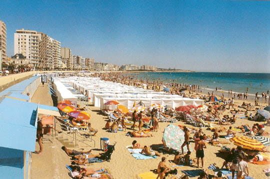 Plage d 39 t les sables d 39 olonne la ville oc an - Les sables d olonne office de tourisme ...
