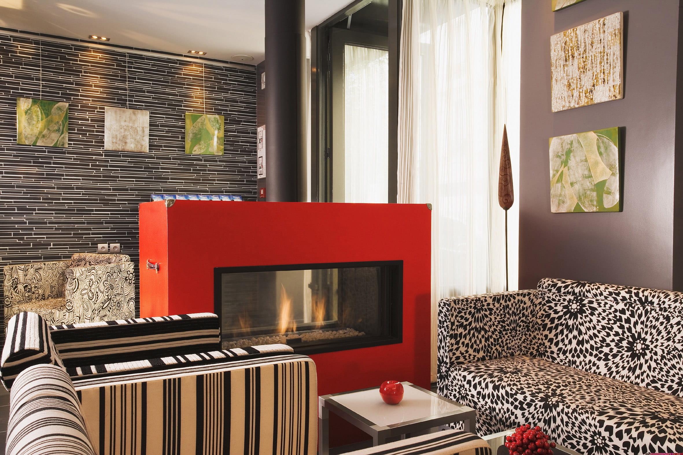 ... de cheminée : Hôtels de rêve pour la Saint-Valentin - Linternaute