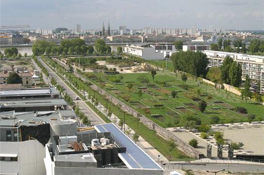 Le jardin botanique urbanisme les grands projets de for Bordeaux jardin botanique