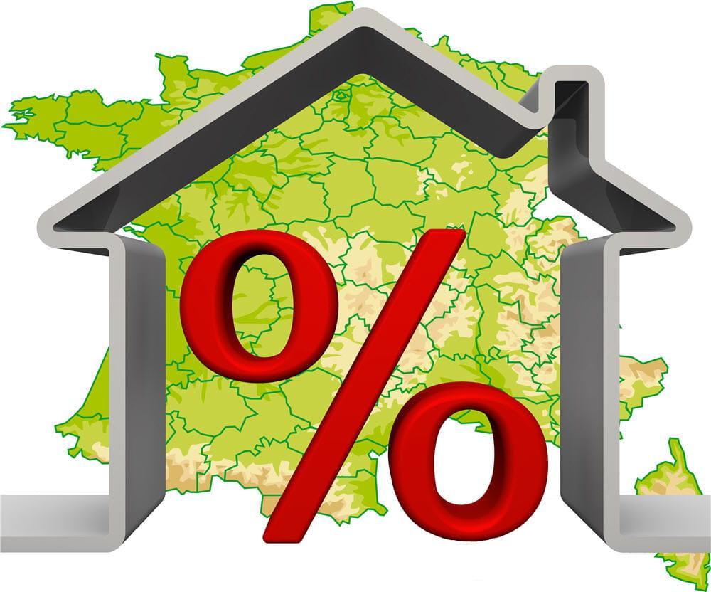 Taux de cr dit immobilier r gion par r gion combien co te un cr dit immobi - Taux credits immobiliers ...