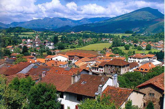 Saint jean pied de port a la d couverte du pays basque linternaute - Saint jean pied de port carte ...
