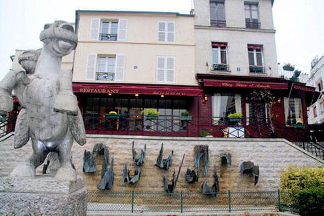 Chez lena et mimile pour un d jeuner au soleil les plus for Les terrasses parisiennes