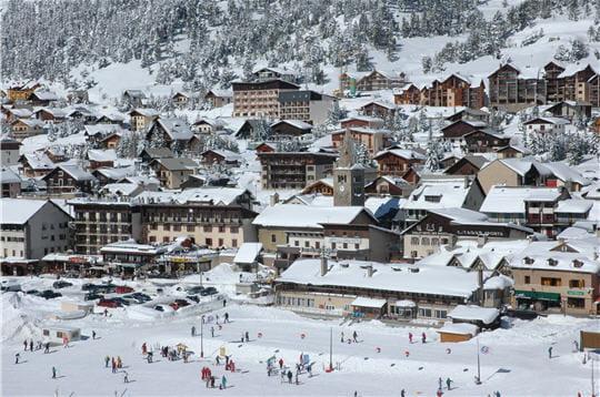 Montgen vre montgen vre la vieille dame des alpes du sud linternaute - Montgenevre office tourisme ...