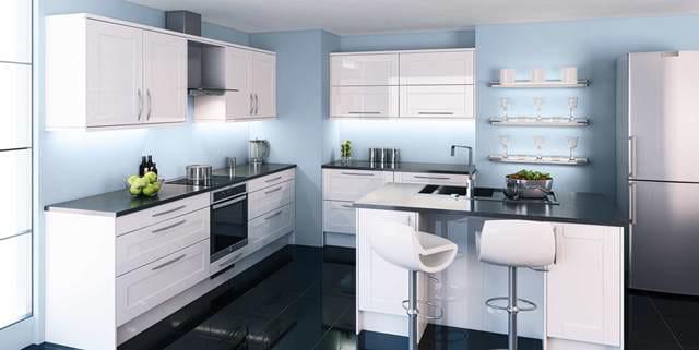 Cuisine 5 ambiances design pour une cuisine sur mesure for Une cuisine sur mesure