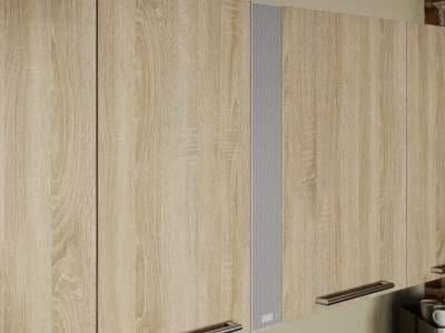 une cuisine connect e cuisine 5 ambiances design pour une cuisine sur mesure linternaute. Black Bedroom Furniture Sets. Home Design Ideas