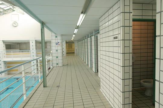 Le style paquebot la piscine h bert xviiie linternaute for Piscine hebert