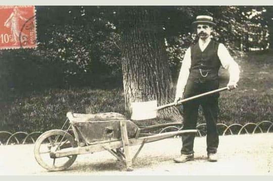 Jardinier parisiens d 39 autrefois linternaute for Recherche jardinier paris