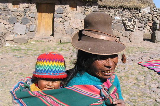 Puno au Pérou