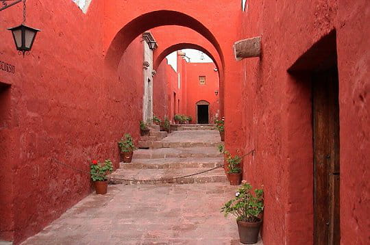 Arequipa au Pérou