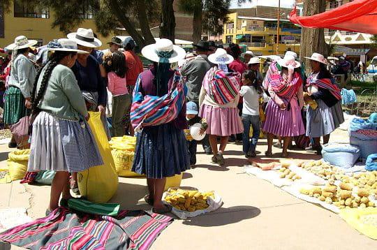 Cliza en Bolivie