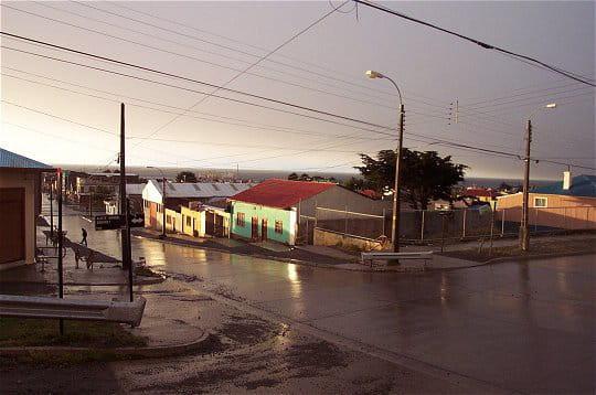 Punta Arenas au Chili