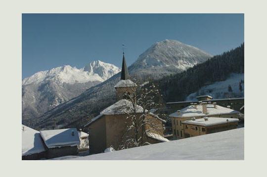 L 39 glise baroque de saint bon courchevel entre luxe et montagne linternaute - Office du tourisme courchevel 1850 ...