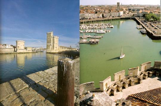 Les gardiennes du vieux port la rochelle cit maritime linternaute - Les appartements du vieux port ...