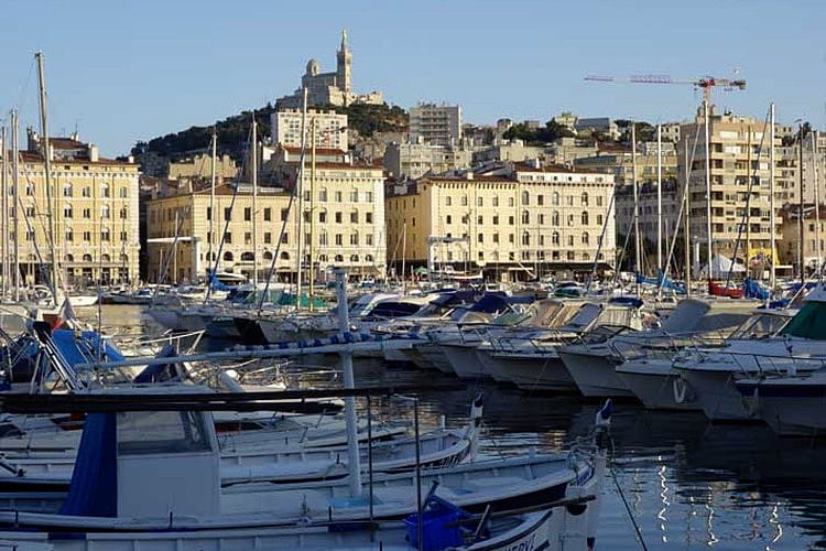 Un week-end Marseille - Vogue