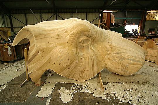 Le choix du bois les machines extraordinaires de l 39 le - Salon du bois nantes ...