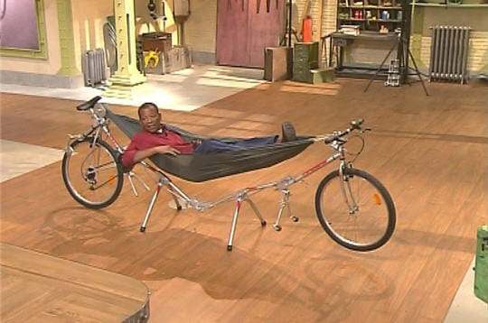 le v lo hamac l 39 inventeur de l 39 ann e raymond rempote le troph e linternaute. Black Bedroom Furniture Sets. Home Design Ideas