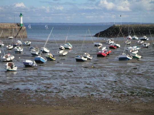 Le port de saint quay portrieux les plus belles photos - Port de saint quay portrieux ...