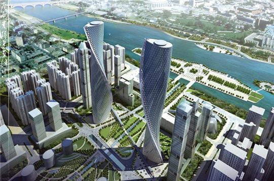 Architools 3d octobre 2010 for Les plus belles tours du monde