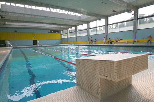Deux bassins - Piscine municipale paris 19 ...