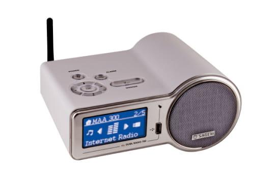 Un radio r veil wifi - Radio reveil garcon original ...