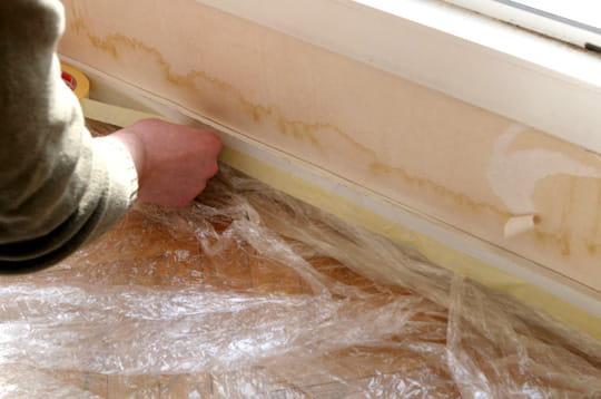 prot ger le sol probl me d 39 humidit linternaute. Black Bedroom Furniture Sets. Home Design Ideas