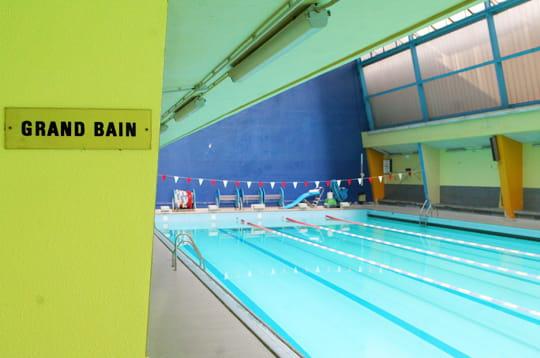 Grand bain la piscine blomet xve linternaute for Piscine blomet
