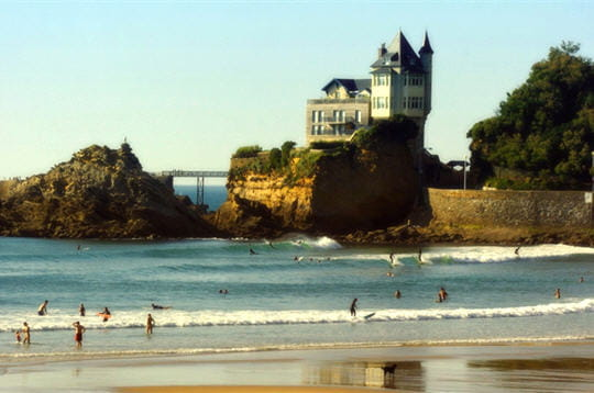 mellon cycles i 39 ve to return there le surfing in biarritz. Black Bedroom Furniture Sets. Home Design Ideas