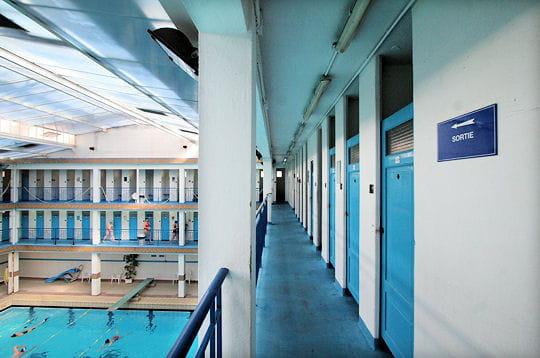 160 cabines la piscine pontoise ve linternaute. Black Bedroom Furniture Sets. Home Design Ideas