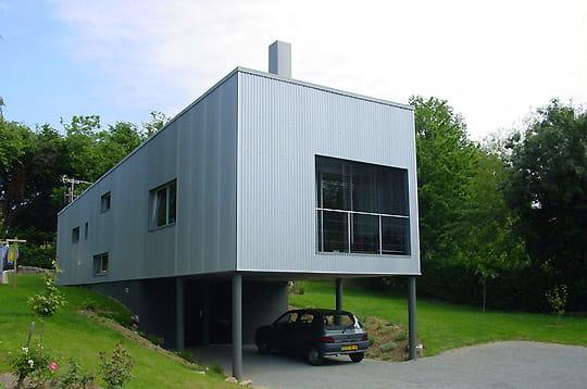 Une maison de jardin cou ron linternaute - Maison jardin hornbach nantes ...
