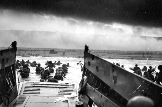 Soldats à flot