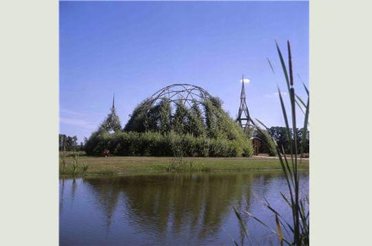 Une architecture v g tale l 39 alter architecture linternaute for Architecture vegetale