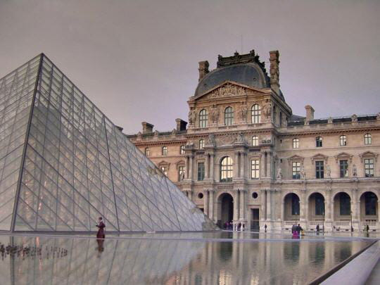 museo del louvre