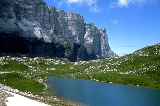 Ascension vers le lac d 39 anterne sixt fer cheval linternaute - Office de tourisme sixt fer a cheval ...