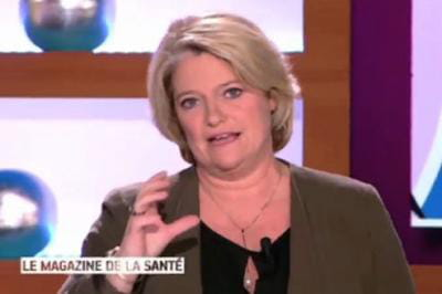 Marina carr re d 39 encausse son faux coma fait bondir michel cymes video - Michel cymes marina carrere d encausse ...