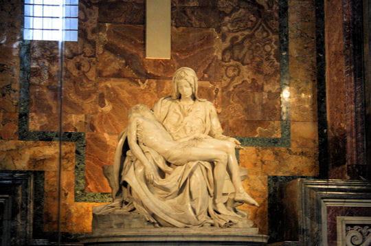 Un sanctuaire d 39 uvres d 39 art rome les charmes de l 39 eternelle voyager - La cuisine de madame saint ange ...