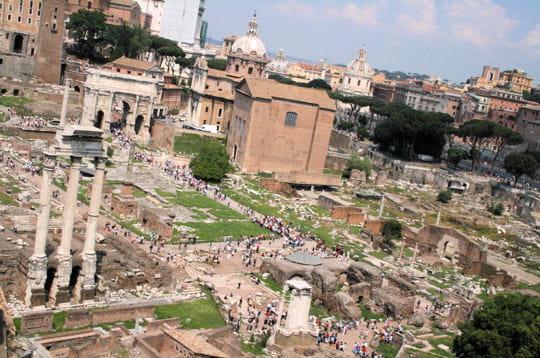 Photos pays du monde rome les charmes de l 39 eternelle - La cuisine de la rome antique ...