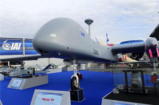 israël est le deuxième pays constructeur de drones après les usa et compte la