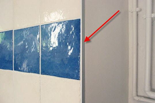 Profil discret poser du carrelage mural linternaute - Poser du carrelage sur du carrelage mural ...