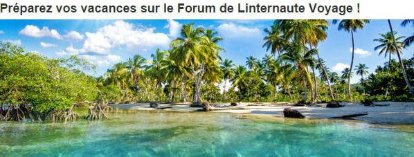 forum voyage